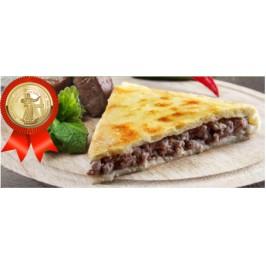 Пирог осетинский «с говядиной»