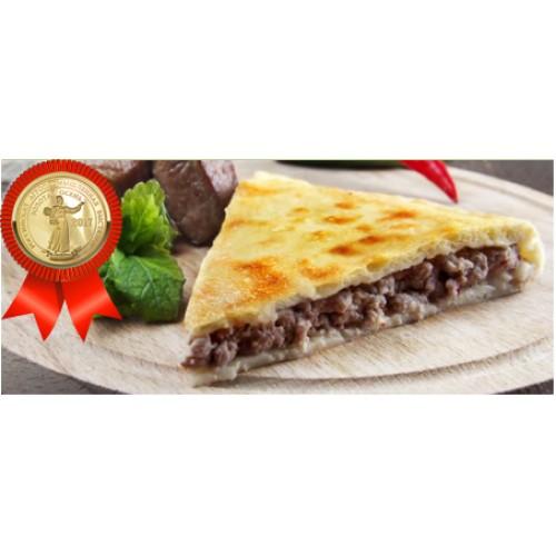 Пирог осетинский с говядиной