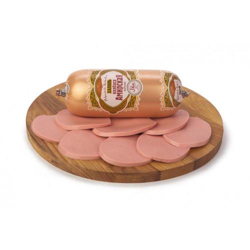 Вареная колбаса «Амирская»