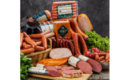 Колбасы и деликатесы Кочевники - Халяль