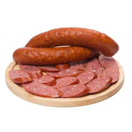 Полукопченая колбаса «Казачья»