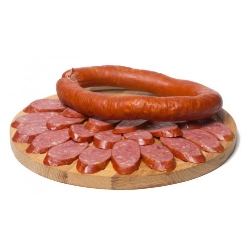Полукопченая колбаса «Краинская»