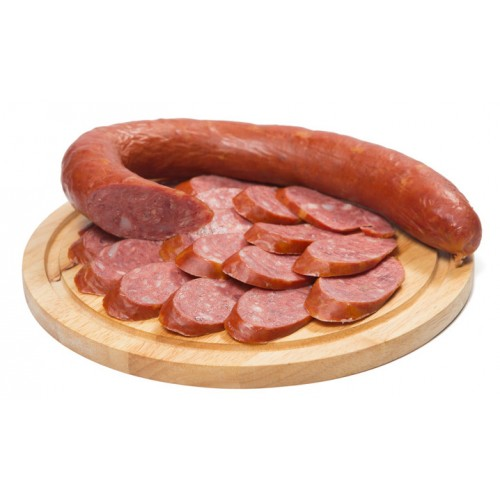 Полукопченая колбаса «Краковская ГОСТ»