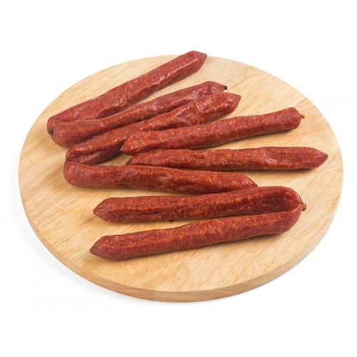 Сырокопченая колбаса «Колбаски Испанские»