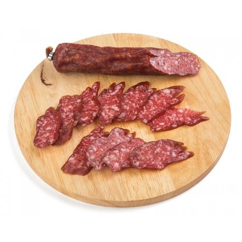 Сырокопченая колбаса «Янтарная»