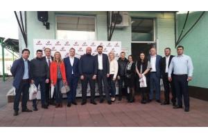 """Предприятие """"ДюбуА"""" посетила делегация от Правительства Москвы и Министерства Сельского хозяйства РСО-Алания"""