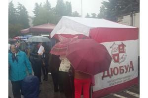 Ярмарка в Черкесске