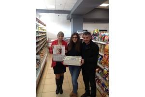 «ДюбуА» поздравила работников магазинов с праздником «Джеоргуыба»!