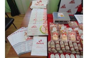 Компания «ДюбуА» представила свою продукцию на ярмарке УФССП по РСО-А.