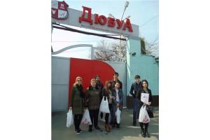 Мясокомбинат «ДюбуА» снова открыл свои двери для экскурсантов